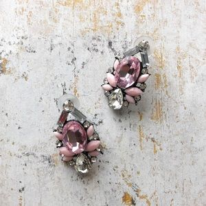 Jewelry - Pink Stud Earrings